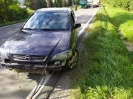 Verkehrsunfall B64 - 16.09.2019