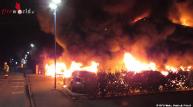 Wohnhausbrand 16.02.2020